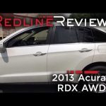 2013 Acura RDX AWD with Tech Package Walkaround, Review, and Test Drive