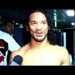 Fight Night Seoul: Benson Henderson Backstage Interview