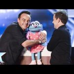 Puppet Patsy May sings Dream a Little Dream | Britain's Got Talent 2014