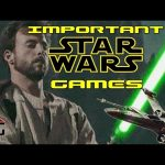The Most Important Star Wars Games