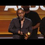 Kendrick Lamar – 2016 GRAMMY Winner Best Rap Album