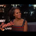 Kerry Washington Celebrated Her Birthday at Disneyland
