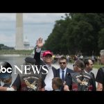 Donald Trump Uses Memorial Day Weekend to Appeal to America's Veterans