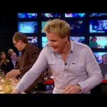 Shami Kebabs with Alan Carr (Part 2 )- Gordon Ramsay