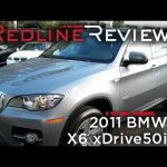 2011 BMW X6 xDrive50i Walkaround, Review and Test Drive