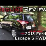 2013 Ford Escape S FWD Walkaround, Review and Test Drive