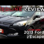 2013 Ford Escape Titanium Walkaround, Review, and Test Drive