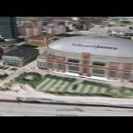 3D Tour of College Basketball Tournament