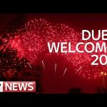 Dubai Welcomes 2016 Despite Hotel Fire