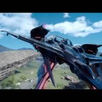 Final Fantasy 15 Noctis Flying Car Official Clip