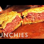 How to Make a Kimchi Corned Beef Reuben