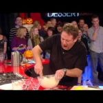 Jonny Vegas and some Rude Whisking – Gordon Ramsay