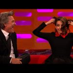 Kurt Russell and Tina Fey recreate a famous Star Wars moment – The Graham Norton Show: Episode 11