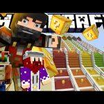 Minecraft Lucky Block Race!! – #تحدي_سباق_اللكي_بلوك مع عمر و سوما