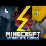 Minecraft – Syndicate Games – 1v1 W/AshDubh