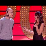 Nina Conti on Tim's dream job – Live at the Apollo: Christmas Special 2015 – BBC Two