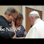 Pope Francis Meets with Parents of American Student Found Dead in Italy