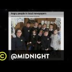 Tim Minchin, Rich Fulcher, Rhys Darby – Angry Olde England – @midnight with Chris Hardwick