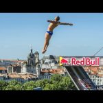 27.5M High Dives into the Rochelle Harbor – Red Bull Cliff Diving 2015