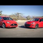 Ford Focus ST vs Mazdaspeed3! – Head 2 Head Episode 28