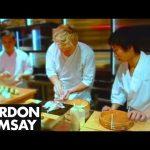 Gordon Ramsay Struggles to Make Sushi – Gordon Ramsay