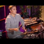Justin Bieber Is the New Late Late Show Drummer