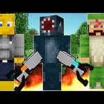 Minecraft – Boss Battles – Battle Royale! [28]