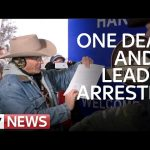 One Dead As Leader Of Oregon Militia Is Arrested