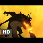 Quest for Camelot (4/8) Movie CLIP – Chased by Dragons (1998) HD