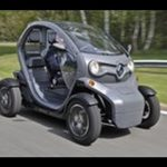Renault Twizy electric car video review
