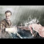 The Walking dead Ultimate Fight – Speed art (#Photoshop) | CreativeStation