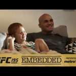UFC 195 Embedded: Vlog Series – Episode 1