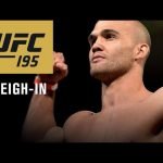 UFC 195: Official Weigh-in