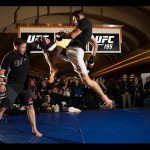 UFC 195: Open Workout Highlights