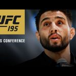 UFC 195: Post-fight Press Conference