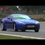 Aston Martin V8 Vantage S video review by autocar.co.uk