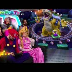 Bowser Party in Whimsical Waters! – Mario Party 10 AWESOME! – Part 3