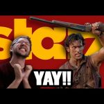 Evil Dead is Coming to Starz!! – CineFix Now