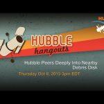 Hubble Peers Deeply into Nearby Debris Disk