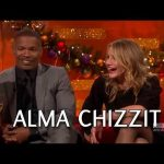 Jamie Foxx, Cameron Diaz, and Usher Attempt Cockney Accents – The Graham Norton Show on BBC America