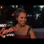 Kerry Washington Calls Tony Goldwyn a Baby