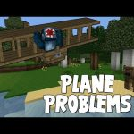 Minecraft – Attack Of The B Team – Plane Problems! [44]