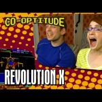 Felicia Day and Ryon Day Walk This Way: Co-Optitude Episode 8 – Revolution X