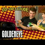 Felicia Day, Ryon Day and A License to Kill: Co-Optitude Episode 7 – Goldeneye