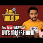 GEEK WEEK – Wil Wheaton in NOT The Flog 3