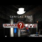Quake Lives?