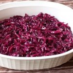 Braised Red Cabbage Recipe – Sweet & Sour Braised Red Cabbage Side Dish