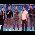 Collabro sing Les Misérables – Stars – Britain's Got Talent 2014