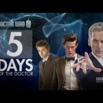 Doctor Who: 5 Days of the Doctor Marathon, Starting December 24th at 8am/7c – on BBC America