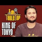 King of Tokyo: Totalbiscuit, Greg Zeschuk, Craig Benzine, and Wil Wheaton on Tabletop SE2EP4